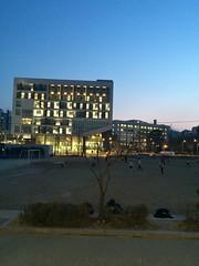 Hankuk University of Foreign Studies, Seoul, Korea: March 2015