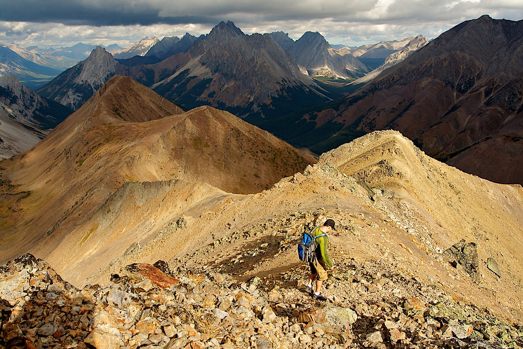 Pocaterra Ridge - Peter Lougheed Provincial Park