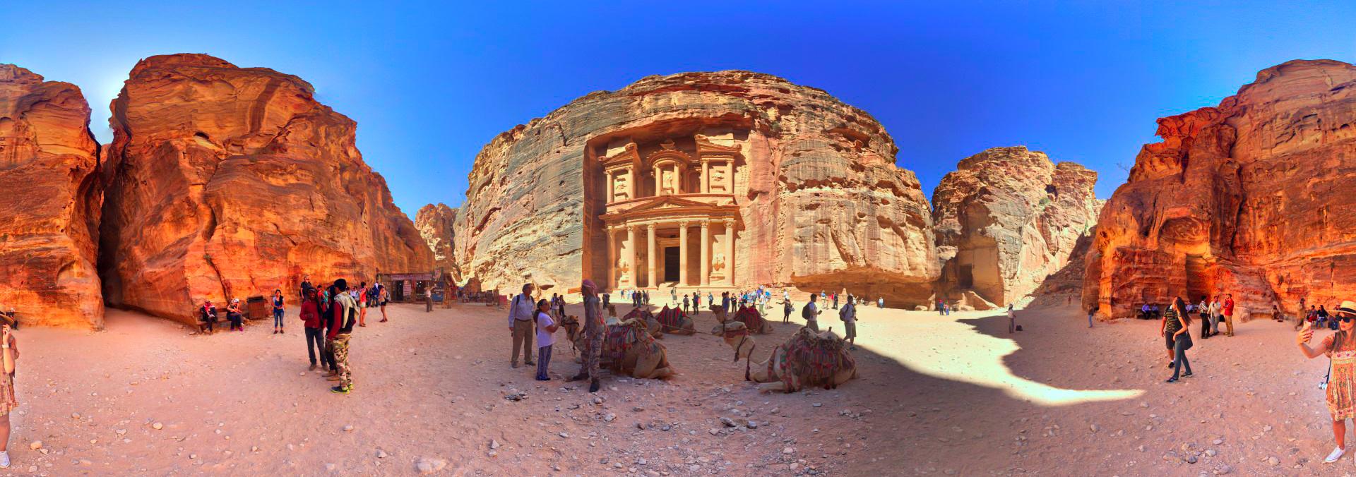 El Tesoro de Petra, Jordania petra, jordania - 28271126912 54f4f0a851 o - Petra, Jordania