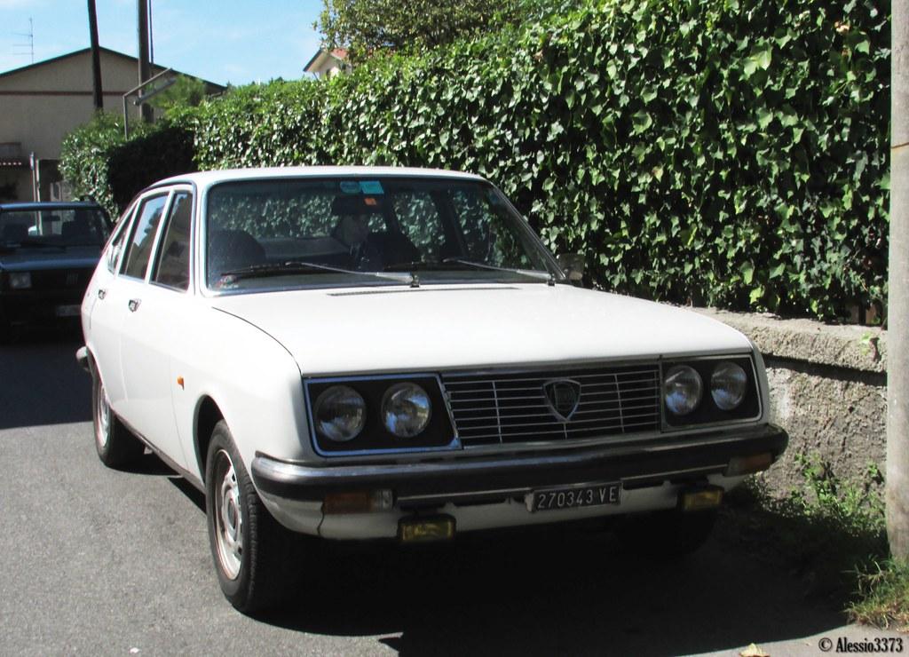 Lancia Beta 1600