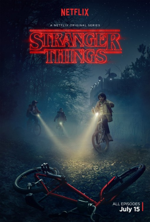 Stranger Things - Poster 2