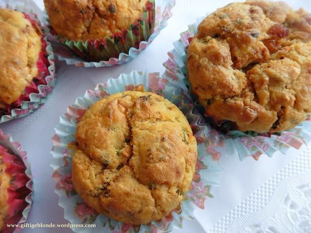 Käse Speck Muffins
