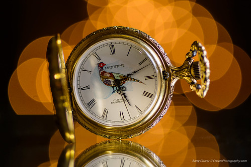 Bokeh Pocket Watch | by Barry Cruver