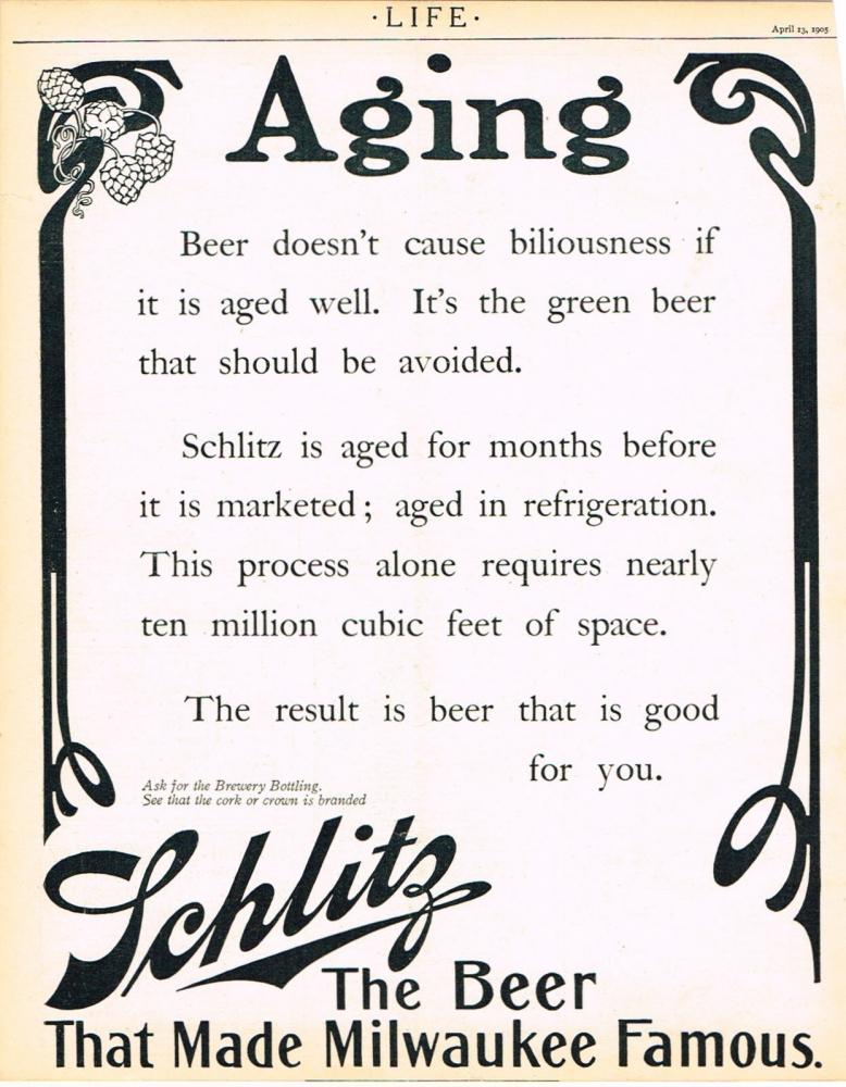 Schlitz-1905-aging