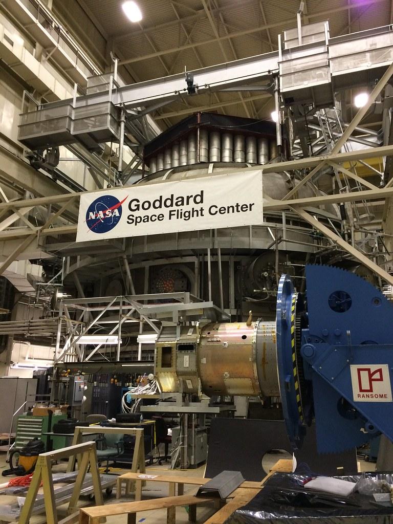 NASA Goddard Space Environment Simulator