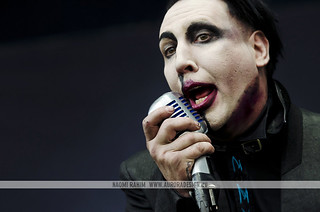 Marilyn Manson - Soundwave 2015 - Melbourne | by Naomi Rahim (thanks for 3 million visits)