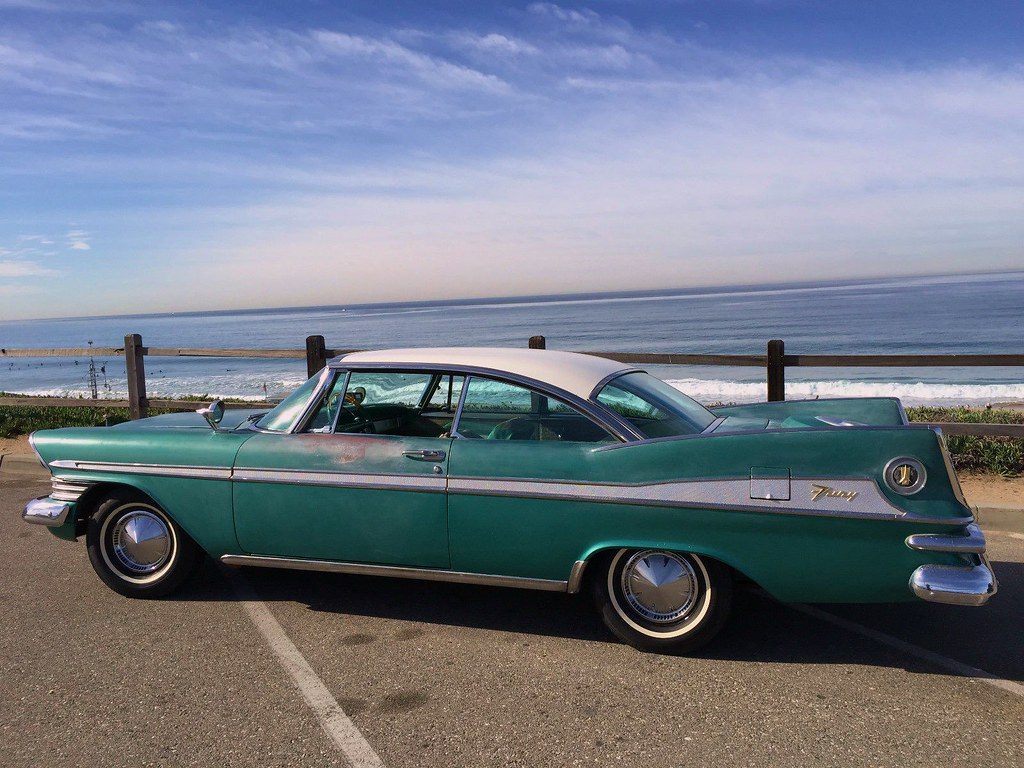 1959 Plymouth Sport Fury | Nice old Sport Fury for sale on E… | Flickr