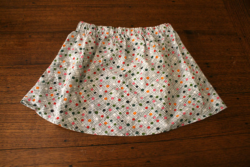 polka dot skirt | by suzy @ floating world
