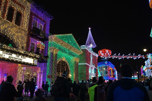 Osborne Lights - santa