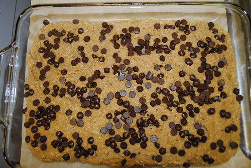 Banana Chocolate Chip Chickpea Blondies (2)