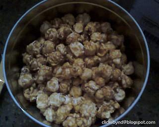 Mocha Country Caramel Popcorn 4700BC
