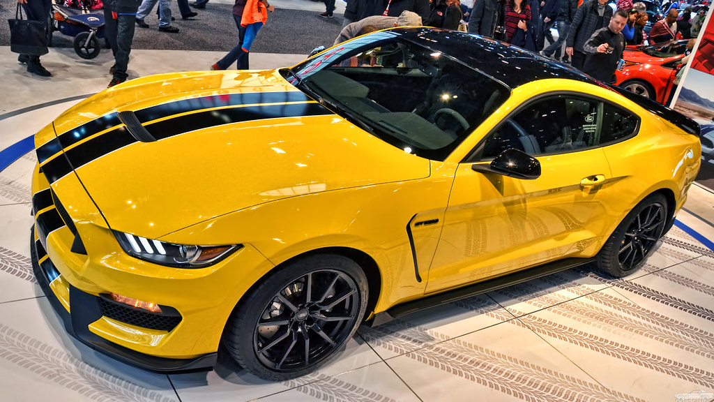 2016 Ford Mustang Shelby GT350 | Chad Horwedel | Flickr