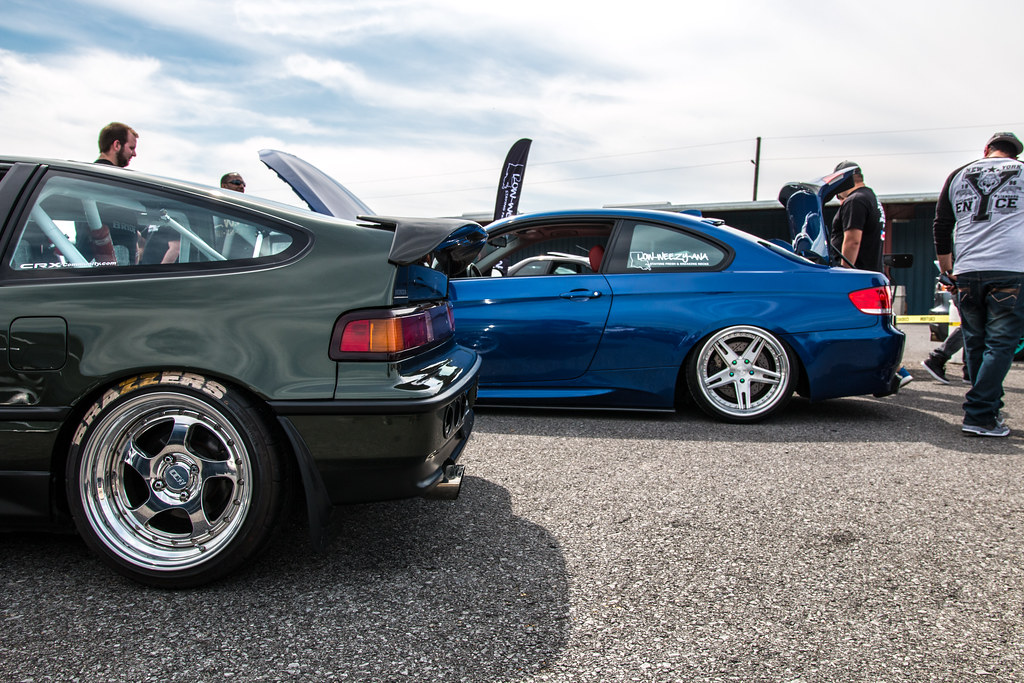 Bmw I >> Jonathan's BMW 335i and CRX | Low-Weezy-Ana Crew, Import Fac… | Flickr