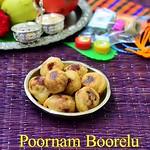 Pooranam Boorelu Recipe