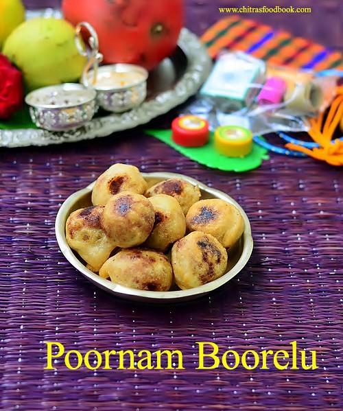 Pooranam boorelu