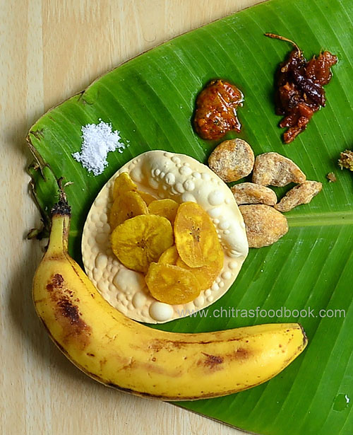 How to prepare onam sadya