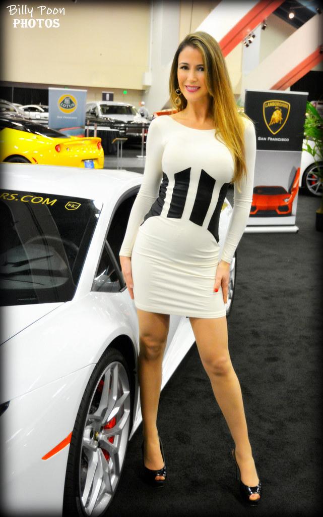 Lamborghini Huracán San Francisco Auto Show Vanessa W Flickr - Moscone car show