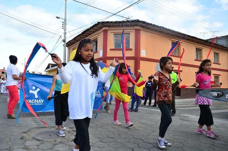Centro Cultural La Voladora - Pregón de Urcuquí