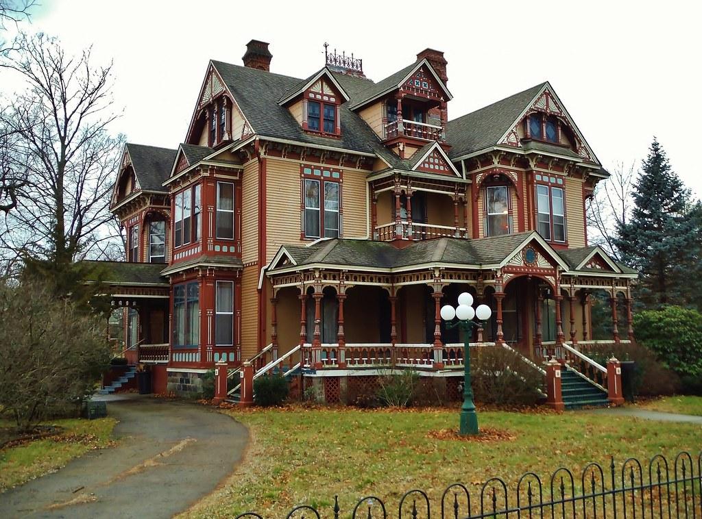 Coldwater Mi Skeels Home 199 W Pearl St Built In 1886