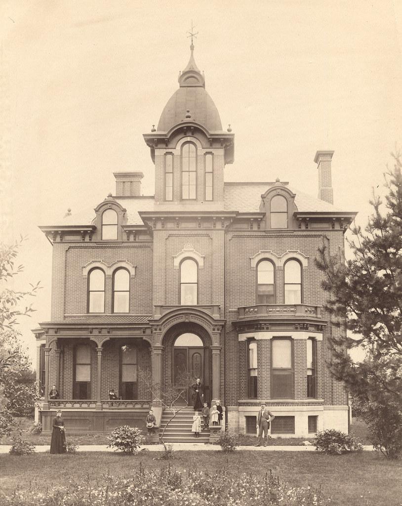 Robert Oakman House 1455 Woodward Avenue Detroit Michiga
