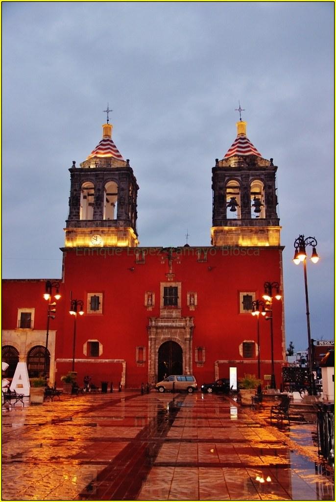2384 Templo y Convento Agustino de San Juan de Sahagun
