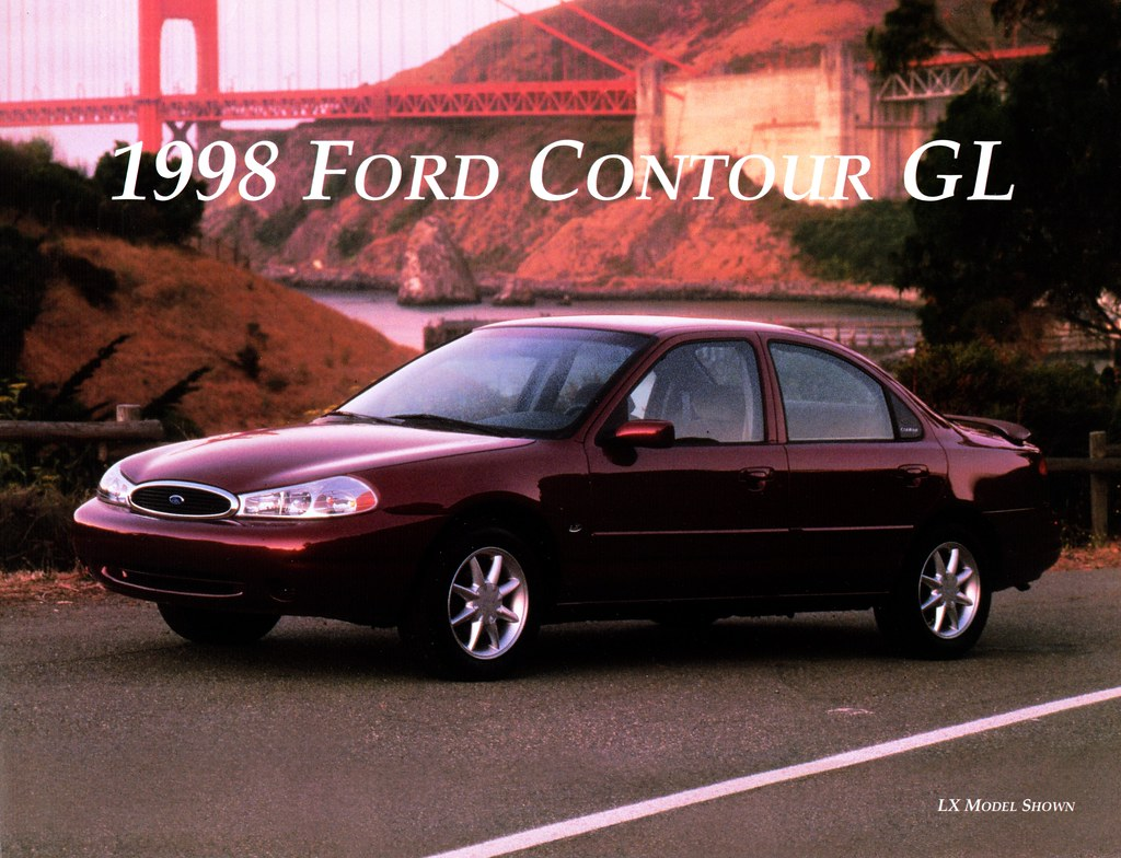 1998 ford contour gl by aldenjewell