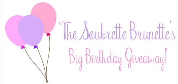 the soubrette brunette giveaway