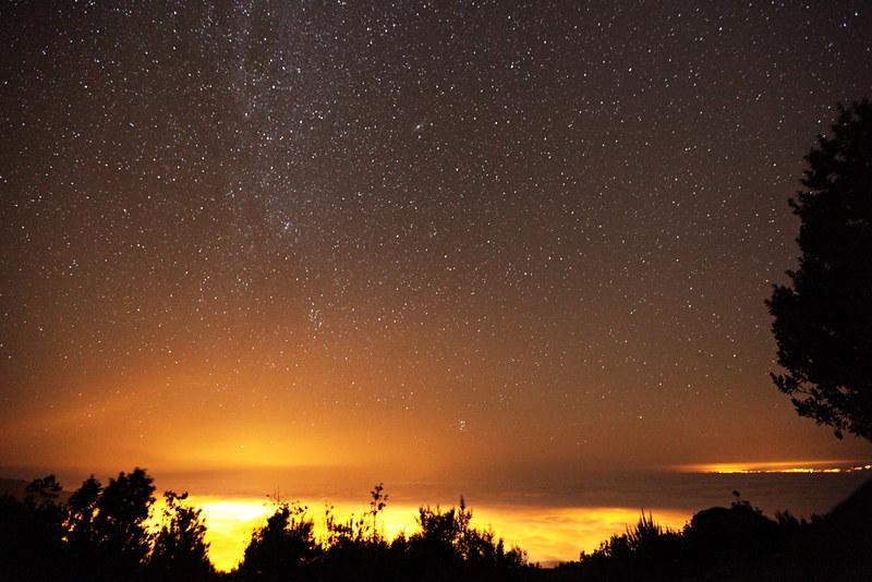 Stargazing, La Palma