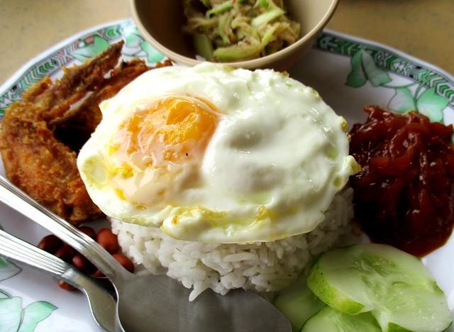 Choon Seng nasi lemak special