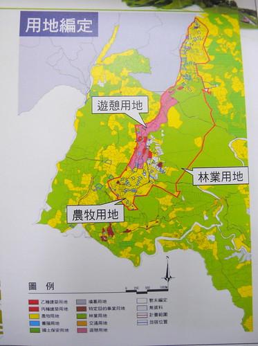 南投縣清境農場新訂都市計畫區域圖