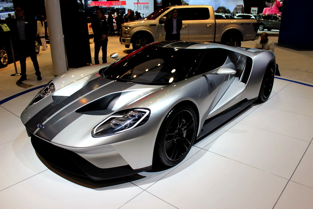 Ford Gt Prototype By Grandpoobah