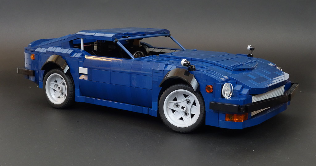 Datsun 240z Wangan Midnight Devil Z Power 2 Rc Motors