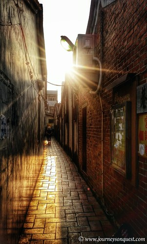 Streets of Gold | by Journeys On Quest