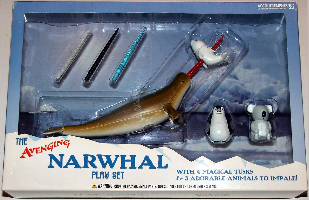 The Avenging Narwhal Play Set 201502feb282dscf47992 Flickr