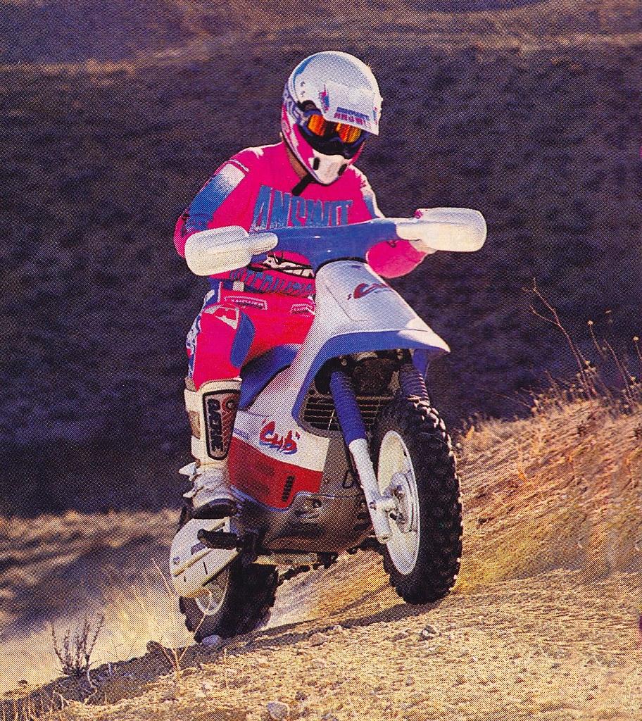 All Sizes 1991 Honda Cub 90 Dirt Bike Photo Flickr Photo