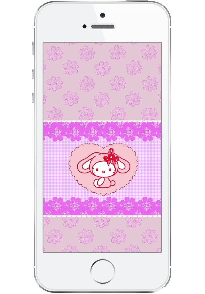 Hello Kitty Wallpapers On Iphone 6 Hello Kitty Wallpapers Flickr
