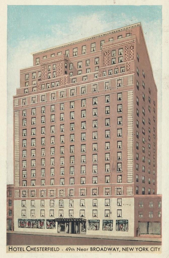 Hotel Chesterfield - New York, New York
