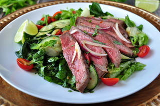 Thai Beef Salad | by DelishPlan