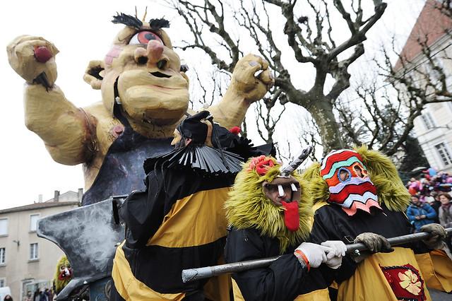 Carnaval de Romans 2015