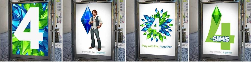 Les Sims 4 en ligne