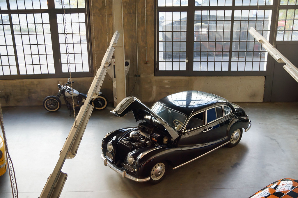 BMW 501/502 (1952 - 1964) | Classic Remise Düsseldorf 2014 -… | Flickr