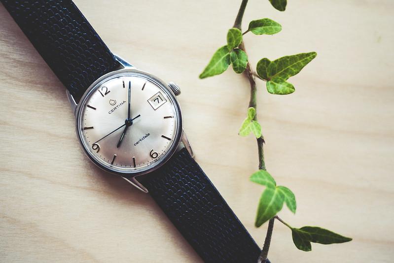 certina klocka