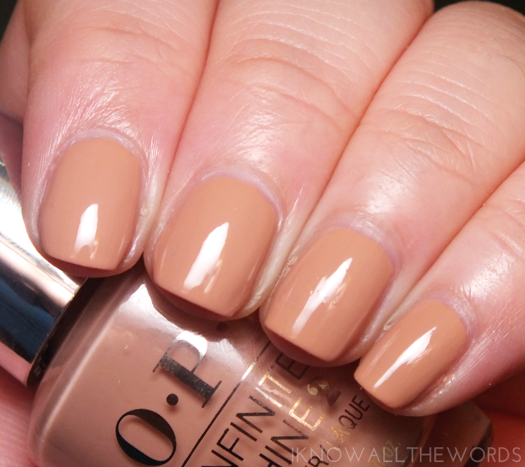 opi no stopping zone infinite shine summer 2016