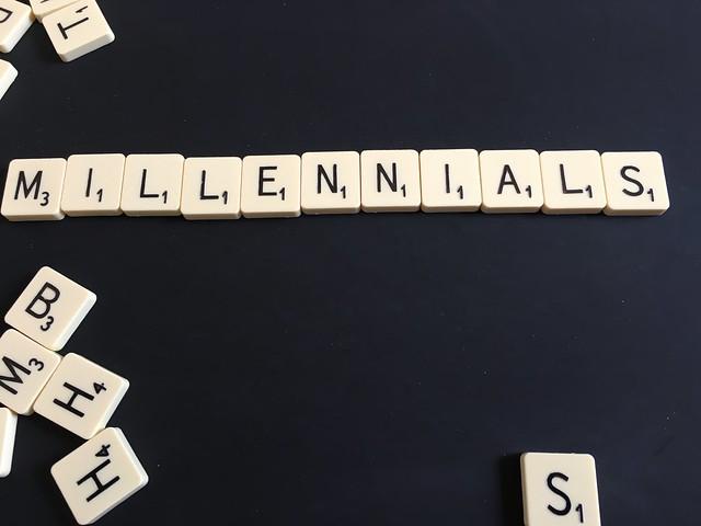 Millennials Scrabble