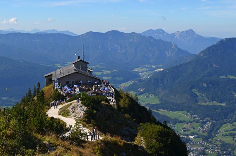 Kehlsteinhaus or Eagle's Nest, Berchtesgaden, Bavaria