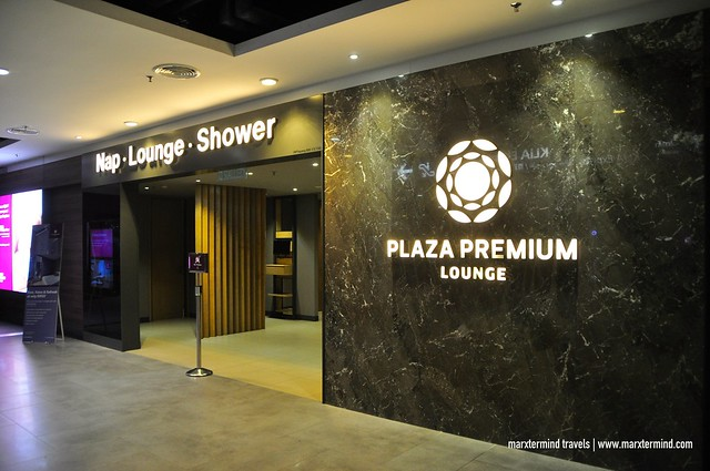 Plaza Premium Lounge at Gateway@KLIA2