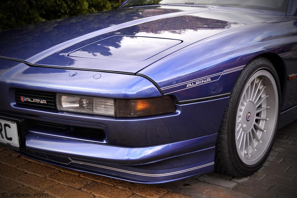 Bmw E31 1990 Alpina B12 5 0 Coupe V12 4988cc 350cv 281kh 0