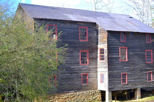 Kapps Mill Mitchell River Dobson Nc Surry County Flickr