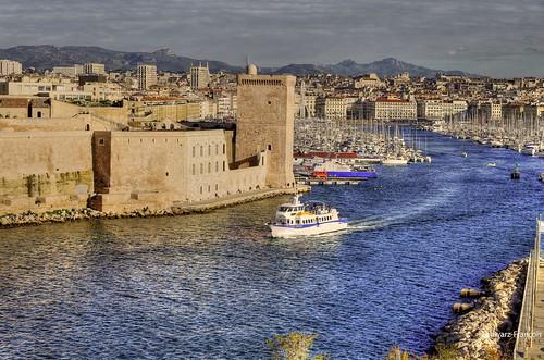 Vue sur le vieux port fran ois schwarz flickr for Porte vue 300 vues