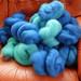 Romney-Polwarth-dye-Romney-batts